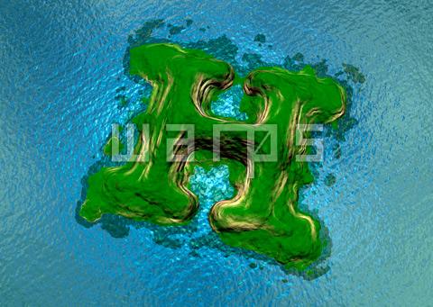 緑の森の島(H)