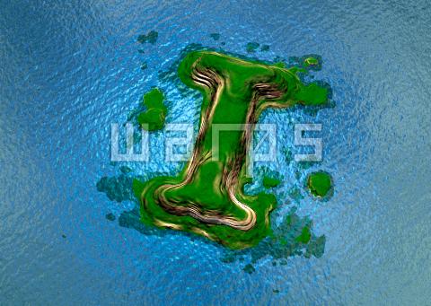 緑の森の島(I)
